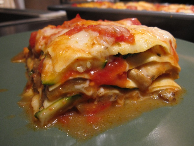 Slice of Lasagne